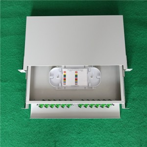Sliding type Fiber patch panel