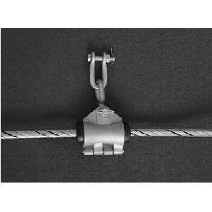 Suspension Clamps For ADSS & OPGW